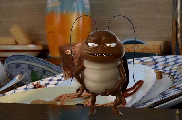 冬季灭蟑螂的专业方法