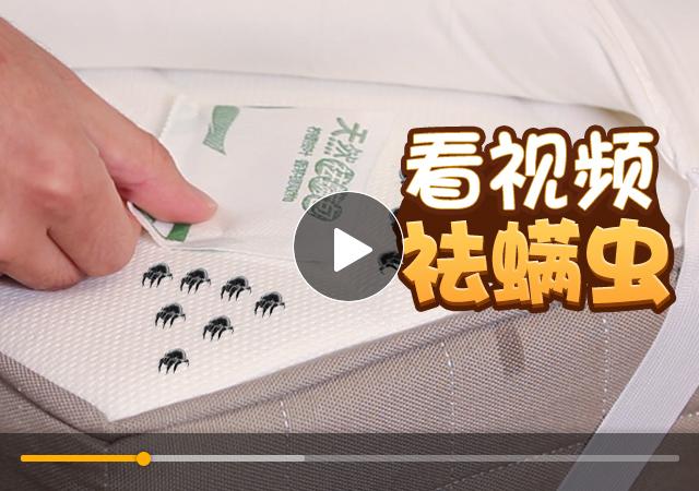 虫虫战队天然祛螨包