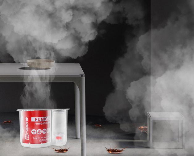 虫虫战队水蒸式烟雾剂